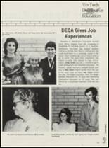 1985 Clinton High School Yearbook Page 76 & 77