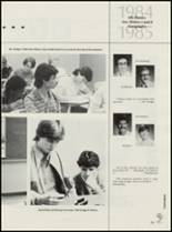 1985 Clinton High School Yearbook Page 78 & 79