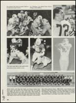 1985 Clinton High School Yearbook Page 84 & 85