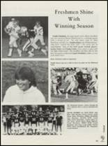 1985 Clinton High School Yearbook Page 88 & 89