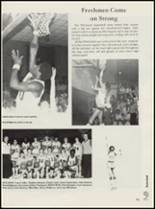 1985 Clinton High School Yearbook Page 94 & 95