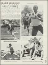 1985 Clinton High School Yearbook Page 98 & 99
