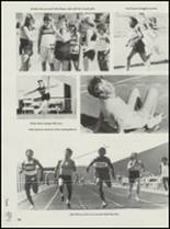 1985 Clinton High School Yearbook Page 100 & 101