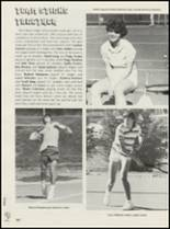 1985 Clinton High School Yearbook Page 106 & 107