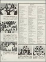 1985 Clinton High School Yearbook Page 142 & 143