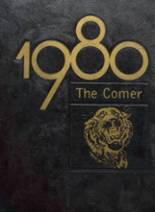 1980 Yearbook B. B. Comer Memorial High School