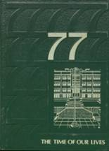 1977 Yearbook Wilby High School