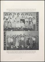 1949 Yreka High School Yearbook Page 44 & 45