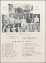 1949 Yreka High School Yearbook Page 76 & 77