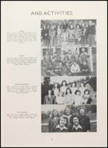 1949 Yreka High School Yearbook Page 80 & 81