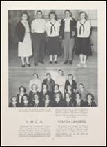 1949 Yreka High School Yearbook Page 104 & 105