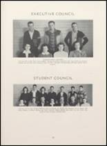 1949 Yreka High School Yearbook Page 154 & 155
