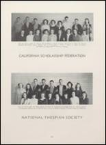 1949 Yreka High School Yearbook Page 166 & 167
