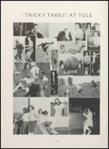 1949 Yreka High School Yearbook Page 186 & 187