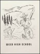 1949 Yreka High School Yearbook Page 188 & 189