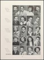 1949 Yreka High School Yearbook Page 192 & 193