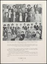 1949 Yreka High School Yearbook Page 206 & 207