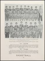 1949 Yreka High School Yearbook Page 212 & 213