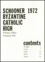 Byzantine High School Class of 1972 Reunions - Yearbook Page 4