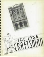 1938 Macomber Vocational High School Yearbook Page 6 & 7