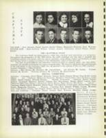 1938 Macomber Vocational High School Yearbook Page 12 & 13