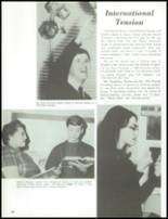 1969 Leavenworth High School Yearbook Page 52 & 53