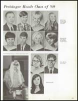 1969 Leavenworth High School Yearbook Page 130 & 131