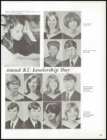 1969 Leavenworth High School Yearbook Page 132 & 133