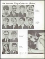 1969 Leavenworth High School Yearbook Page 152 & 153