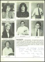 1982 Amityville Memorial High School Yearbook Page 16 & 17