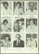 1982 Amityville Memorial High School Yearbook Page 18 & 19
