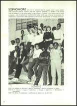 1982 Amityville Memorial High School Yearbook Page 26 & 27