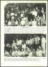 1982 Amityville Memorial High School Yearbook Page 34 & 35