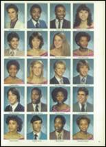 1982 Amityville Memorial High School Yearbook Page 42 & 43