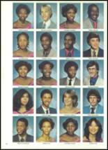 1982 Amityville Memorial High School Yearbook Page 44 & 45
