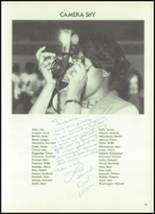 1982 Amityville Memorial High School Yearbook Page 52 & 53