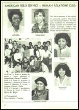 1982 Amityville Memorial High School Yearbook Page 56 & 57