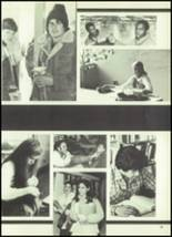 1982 Amityville Memorial High School Yearbook Page 72 & 73