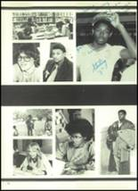 1982 Amityville Memorial High School Yearbook Page 74 & 75