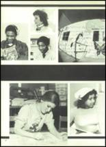 1982 Amityville Memorial High School Yearbook Page 76 & 77