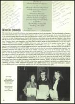 1982 Amityville Memorial High School Yearbook Page 86 & 87