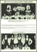 1982 Amityville Memorial High School Yearbook Page 96 & 97
