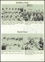 1982 Amityville Memorial High School Yearbook Page 106 & 107