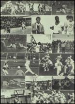 1982 Amityville Memorial High School Yearbook Page 110 & 111