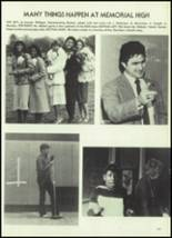 1982 Amityville Memorial High School Yearbook Page 114 & 115