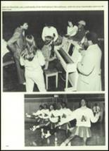 1982 Amityville Memorial High School Yearbook Page 116 & 117