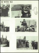 1982 Amityville Memorial High School Yearbook Page 124 & 125