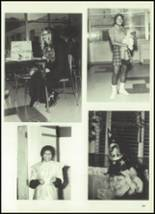 1982 Amityville Memorial High School Yearbook Page 128 & 129