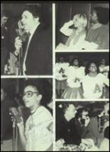 1982 Amityville Memorial High School Yearbook Page 136 & 137