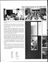1969 Washington High School Yearbook Page 22 & 23